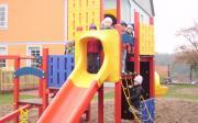 Bilzingsleben - Errichtung eines Kinderspielplatzes