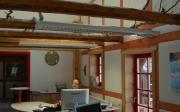 Kölleda OT Burgwenden – Sanierung eines ehem. landwirtschaftlich genutzten Nebengebäudes / Umnutzung zum Büro