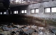Sömmerda OT Schallenburg – Abriss einer ehem. Stallanlage und Rekultivierung
